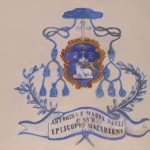 Mons. Antonino Maria Saeli Bishop Coat of Arms