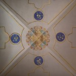 Bishop's Chapel roof