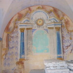 Bishop's Chapel restoration