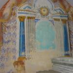 Restauro cappella vescovo vescovo