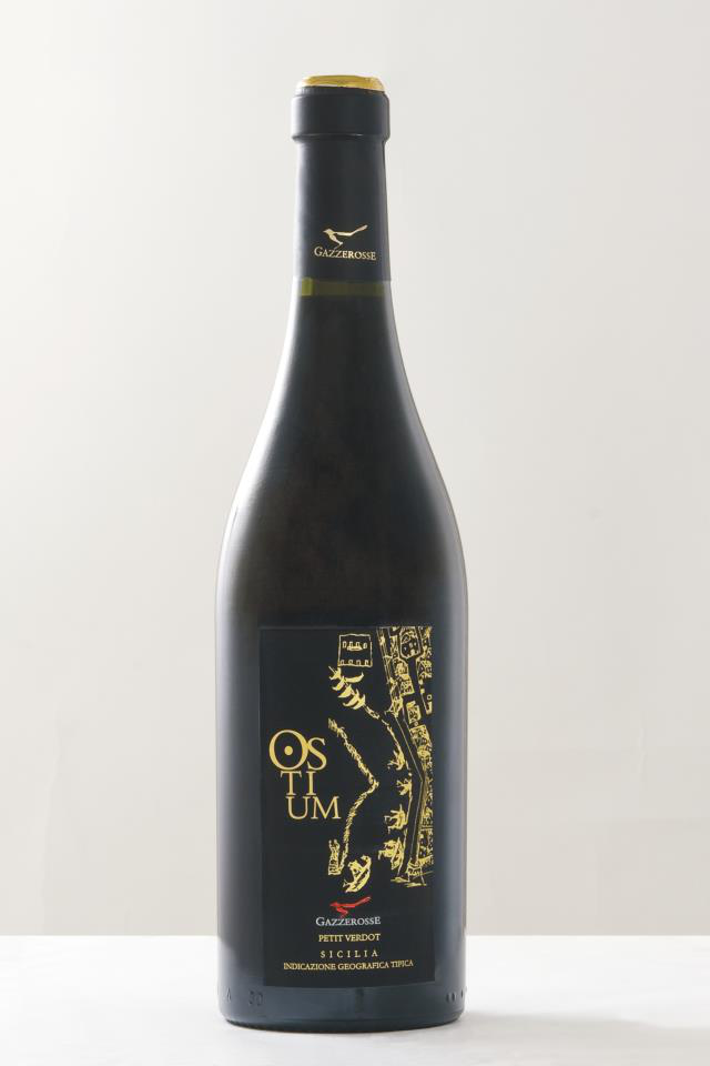 Bottiglia dell' Ostium Petit Verdot