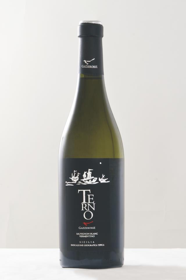 Bottiglia del Terno Sauvignon Bianco Vermentino