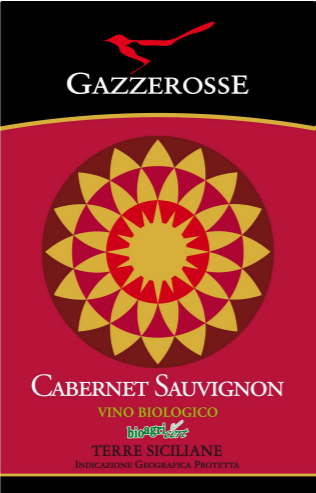 Etichetta del Cabernet Sauvignon