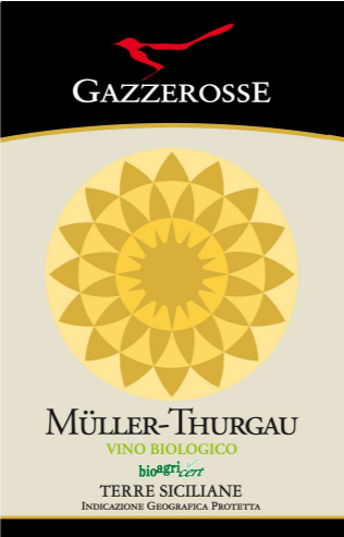 Muller Thurgau label